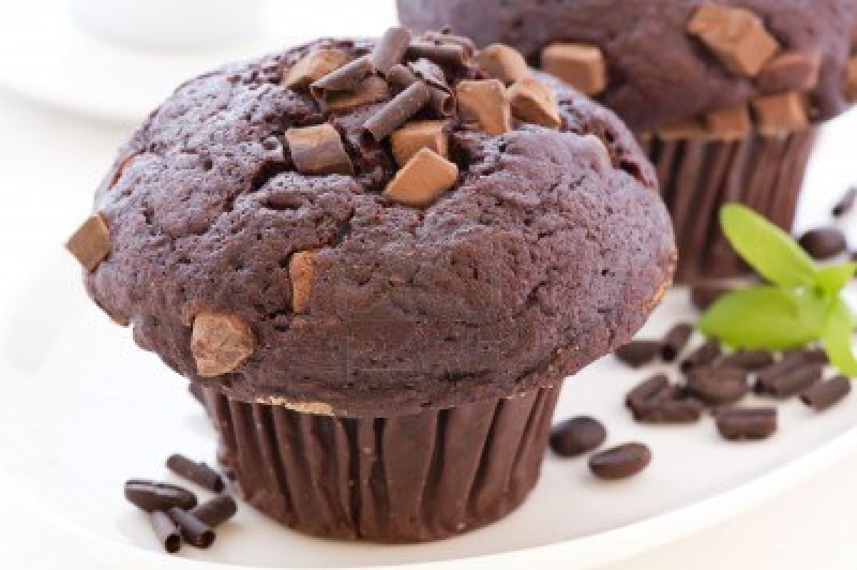 Best Chocolate Lava Muffins