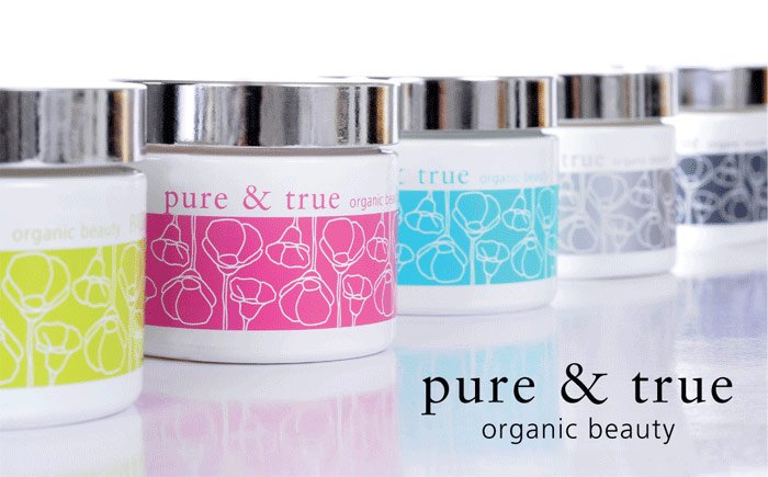 Pure and True cosmetic