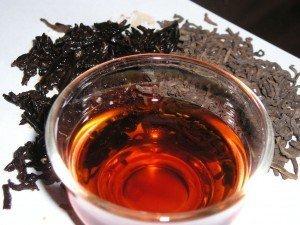 tea colors black