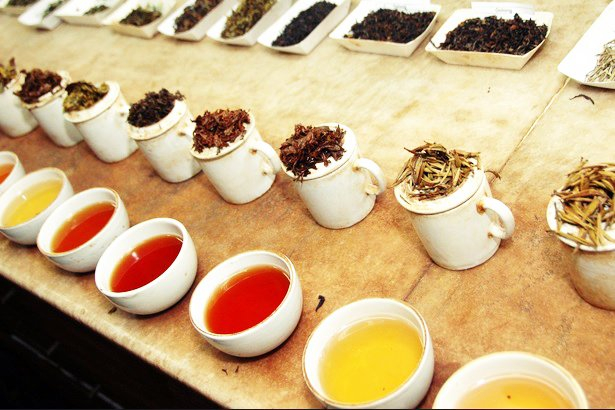 tea colors