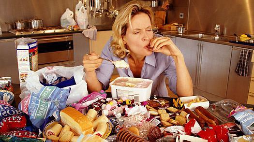 food alters mood