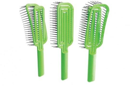 MAZE hairbrush
