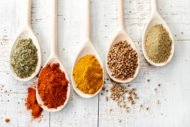 Spices to Add For A Healthier Meal