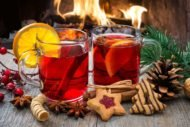 Healthy Vegan Holiday Drinks