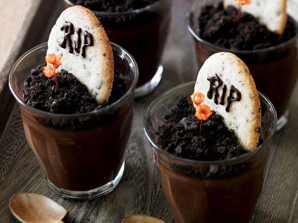 Spooky Halloween Vegan Treats Recipe