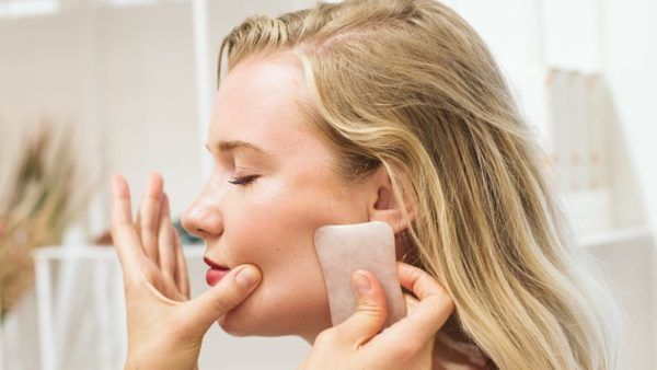 Learn How To Do The Gua Sha Facial Treatment At Home